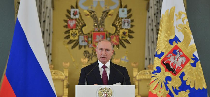 Rusları yüzde 76'sı Putin'in 'imparatorluğuna' evet diyor