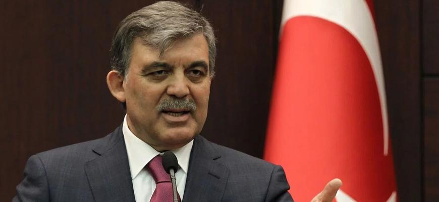 Abdullah Gül konuştu: Türkiye'de talihsiz gelişmeler yaşandı