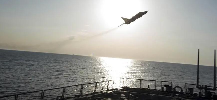 """""""Rusya Libya özelinde Doğu Akdeniz'i askerileştiriyor"""""""
