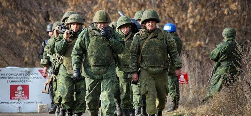 AB Rusya'ya yönelik Donbass yaptırımlarını uzattı