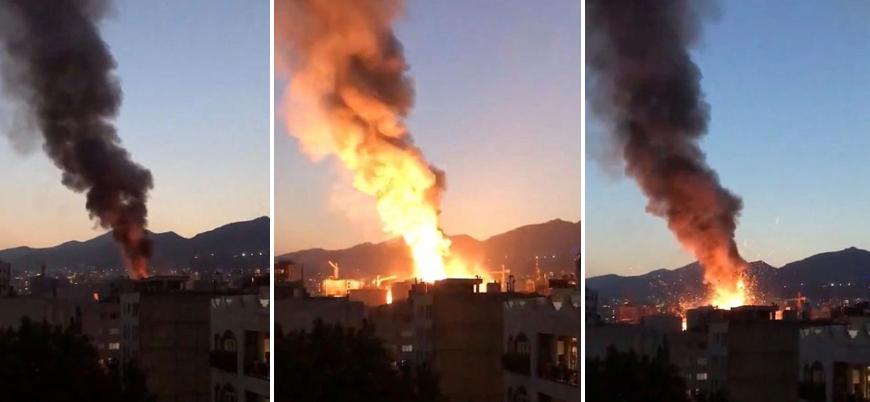 İran'ın başkenti Tahran'da patlama: En az 19 ölü
