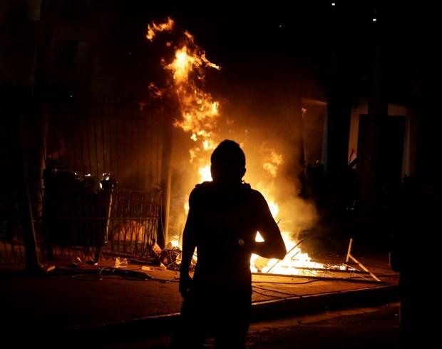 Paraguay'da göstericiler anayasa değişikliği sonrası sokaklarda