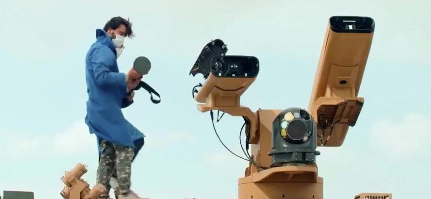Türkiye 'SUNGUR' hava savunma sistemini tanıttı
