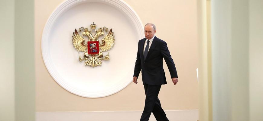 İmparatorluğunu tescilledi: Putin 2036'ya kadar görevde