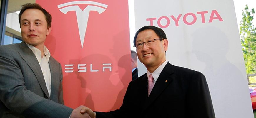 Tesla Toyota'yı geçerek dünyanın en değerli otomobil markası oldu
