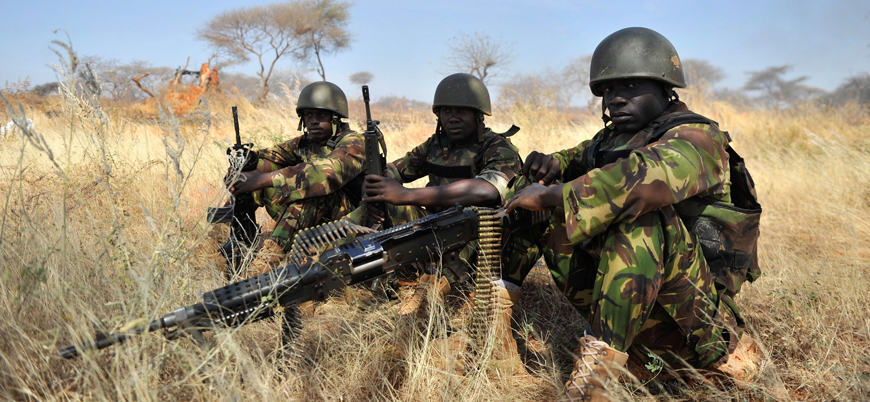 Eş Şebab Somali'de Kenya ordu güçlerini vurdu