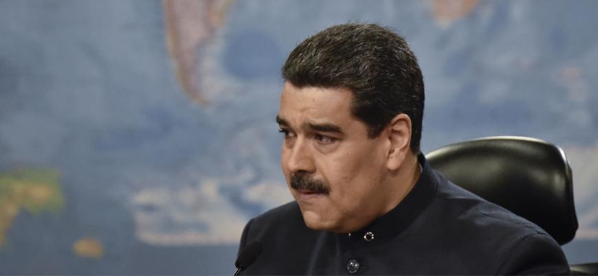 İngiltere Venezuela'nın altınlarını Maduro'ya vermiyor