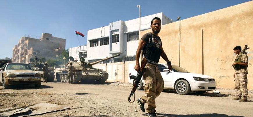 """""""ABD Hafter'e bağlı milis güçlerin dağıtılmasını istiyor"""""""