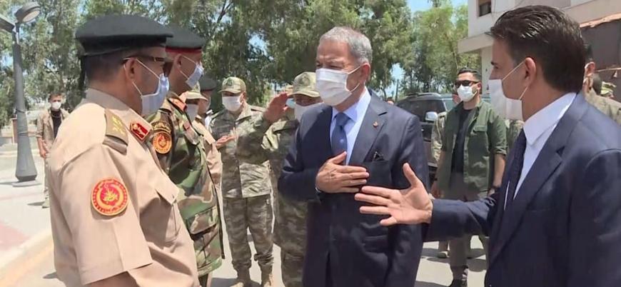 Savunma Bakanı Akar: Libya Libyalılarındır diyoruz