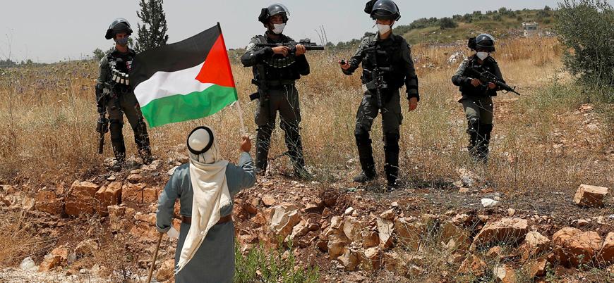 9 soruda İsrail'in Filistin'deki ilhak planı