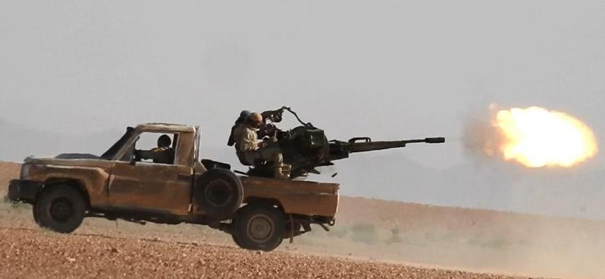 Suriye'de rejim-IŞİD çatışması