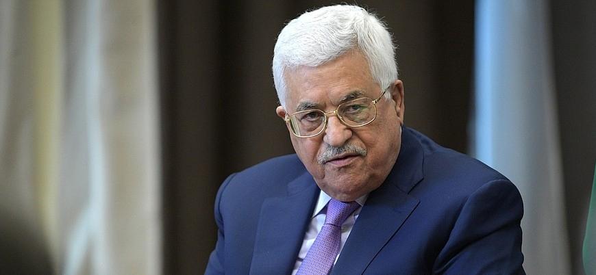 Mahmud Abbas: İsrail ile müzakerelere hazırız