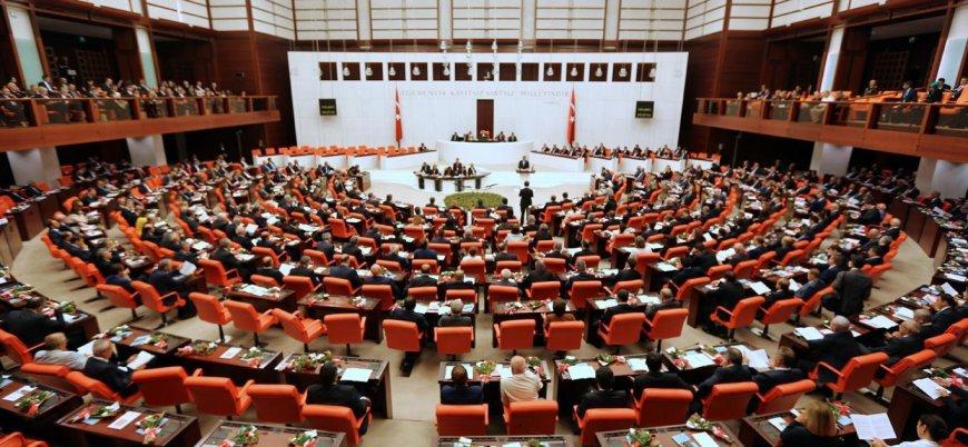 'Çoklu baro sistemi' teklifi TBMM Adalet Komisyonu'nda kabul edildi