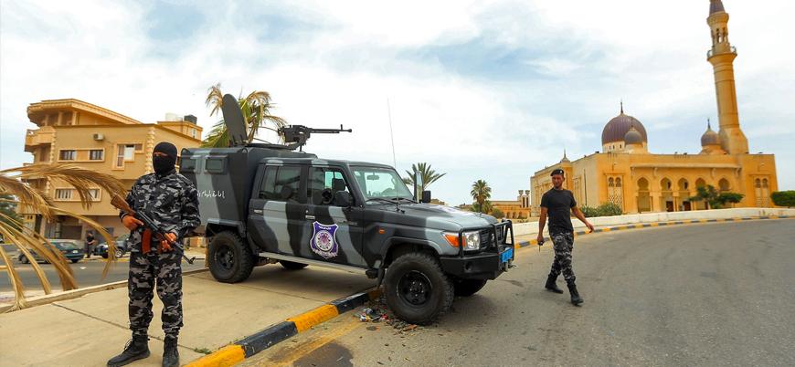 Libya'da UMH güçlerinden 'El Kaide' operasyonu