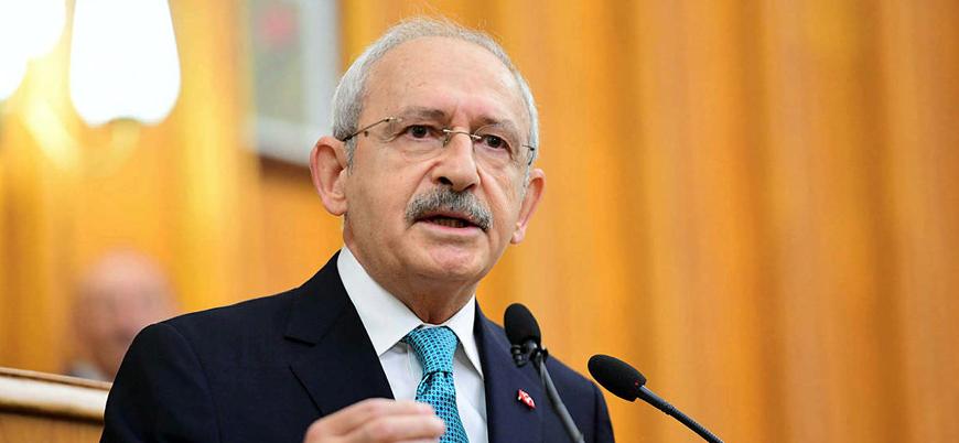 CHP lideri Kılıçdaroğlu'ndan Bağdat hükümetine 'Türkmen Bakan' çağrısı