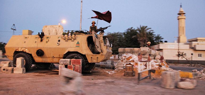 Sina Yarımadası'nda El Kaide-IŞİD savaşı