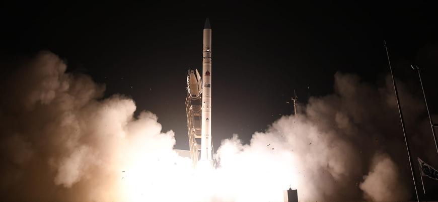 İsrail Ofek-16 casus uydusunu uzaya fırlattı