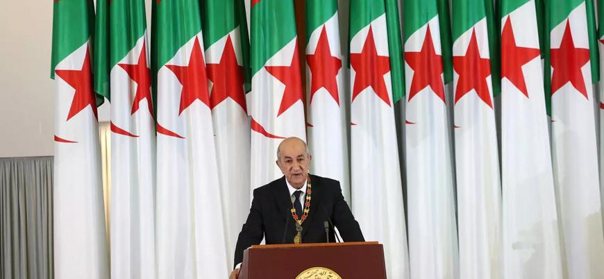 Cezayir: Libya'da işler UMH'yi aştı, seçime gidilmeli