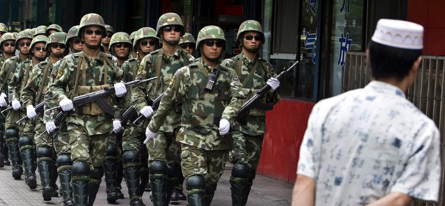 Doğu Türkistan'daki faaliyetleri nedeniyle Çinli liderlere soruşturma talebi