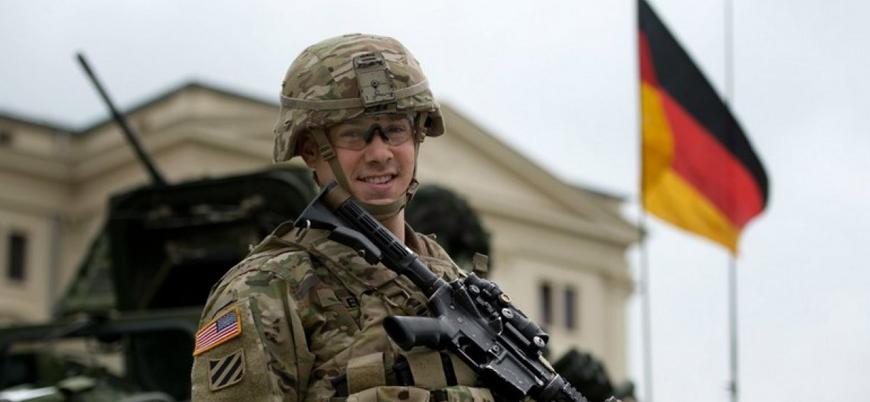 Almanya ABD askerleri için 1 milyar euro harcadı