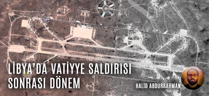 Libya'da Vatiyye saldırısı sonrası dönem