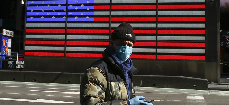 ABD'de koronavirüs rekoru: Bir günde 88 bin yeni vaka