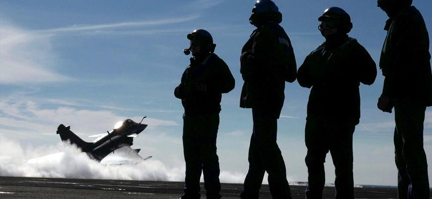 """""""Vatiyye Üssü ileri teknoloji savaş uçaklarıyla vuruldu"""""""