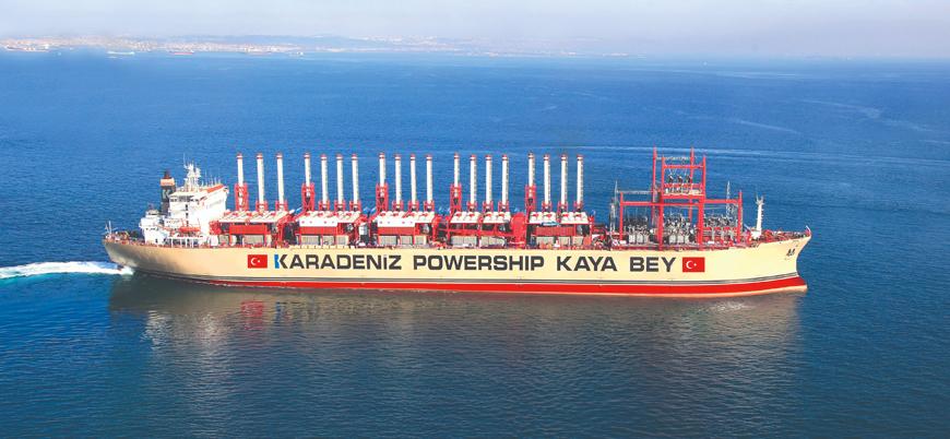 Libya'yı 'Türkiye'nin elektriği' aydınlatacak