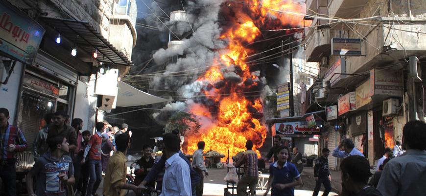 BM: Esed rejimi İdlib'de savaş suçu işledi