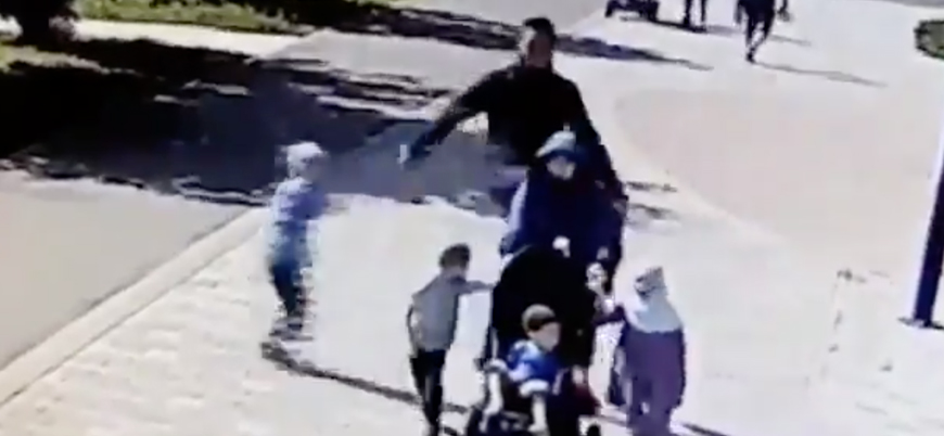 Tataristan'da Müslüman kadına saldırı