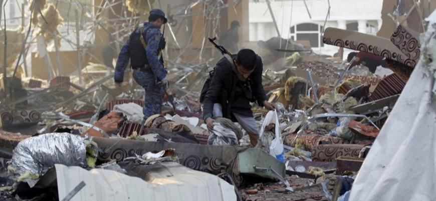 İngiltere 'savaş suçlarına rağmen' Suudi Arabistan'a silah satacak