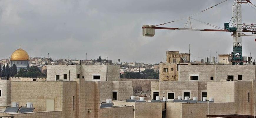 İsrail Kudüs'te 240 yeni konut inşa edecek