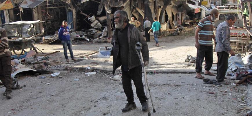 Rusya ve Çin Suriye'ye yardımı veto etti