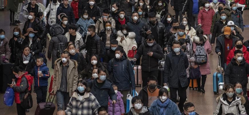 DSÖ: Koronavirüs havadan bulaşabiliyor