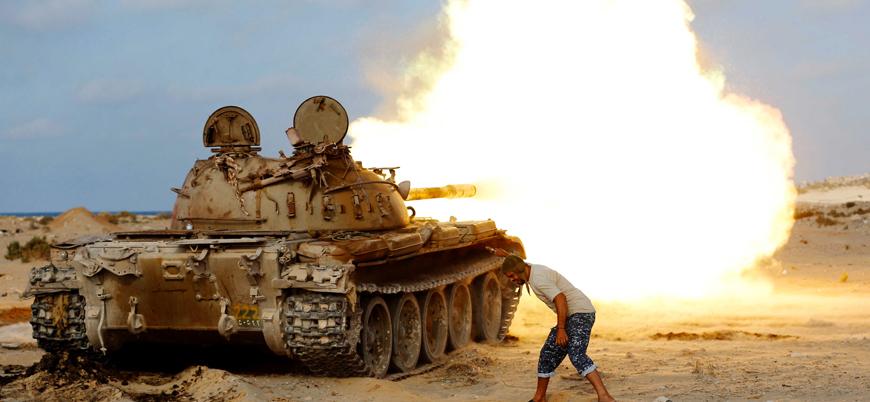 Libya'da düğümü çözecek Sirte için hazırlıklar sürüyor