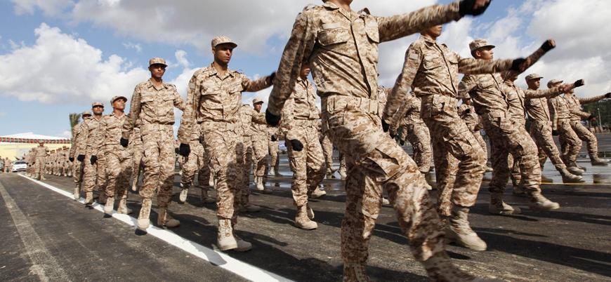 Libyalı askeri öğrenciler Türkiye'de eğitim görecek
