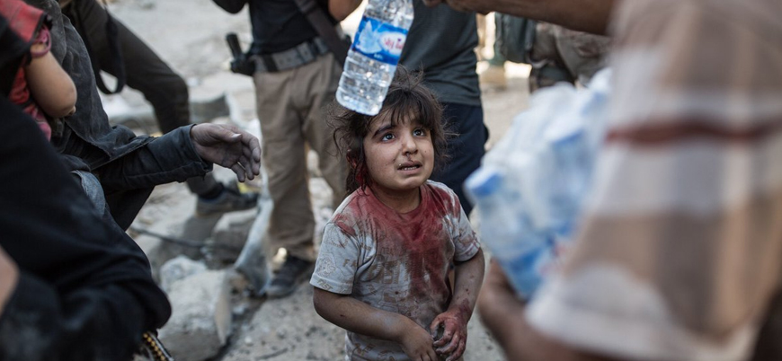"""""""Suriye görülmemiş bir açlıkla karşı karşıya"""""""