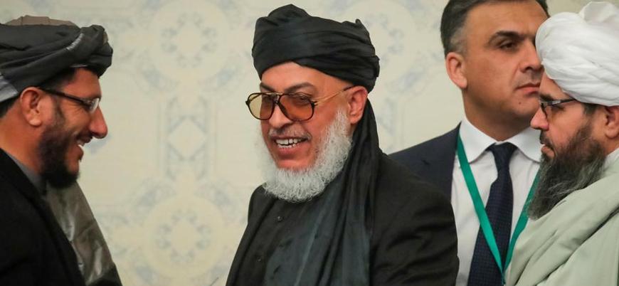 Taliban ile Almanya arasında 'Afganistan' görüşmesi
