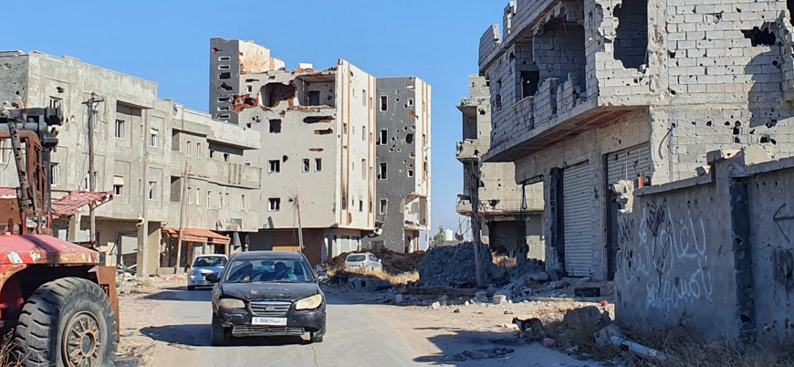 """""""Rusya paralı askerlerini Libya'dan çeksin"""""""