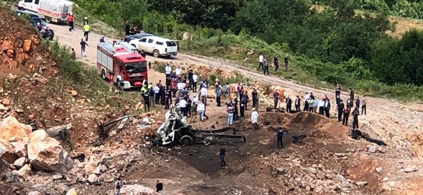 Sakarya'da ikinci 'havai fişek' patlaması
