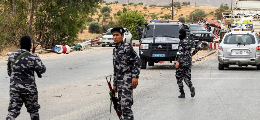 Libya'da UMH güçlerinden 'IŞİD' operasyonu