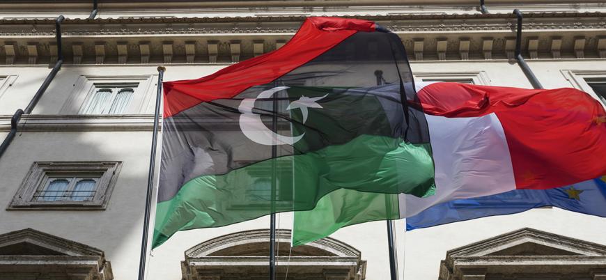 İtalya Libya'da UMH'ye askeri yardımlara devam edecek