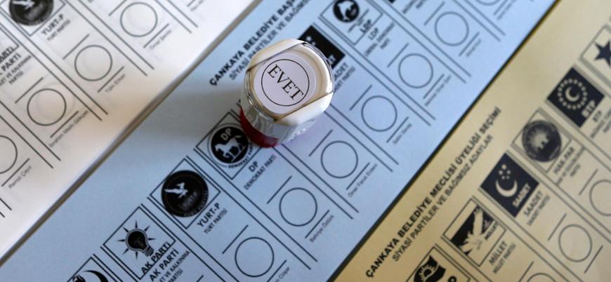 Anket: Türkiye'de bu pazar seçim olsa hangi parti yüzde kaç oy alıyor?