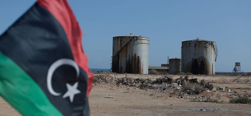 Libya'da petrol ihracatı yeniden başladı