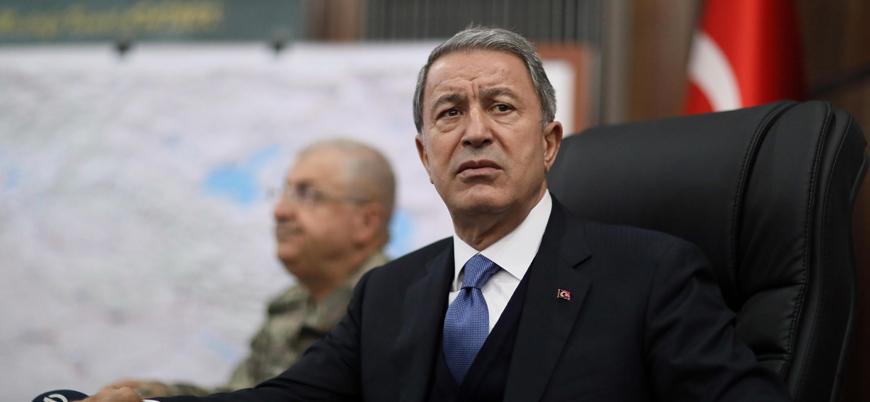 Bakan Akar: Kırım'ın ilhakını tanımayacağız