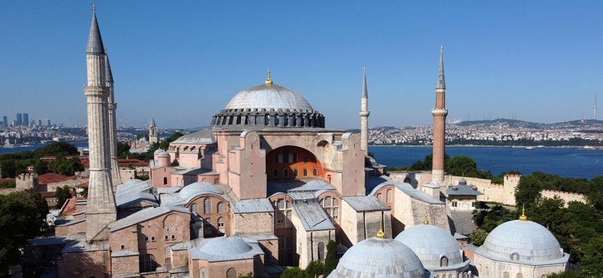 Ayasofya Camii 86 yıl sonra ibadete açıldı
