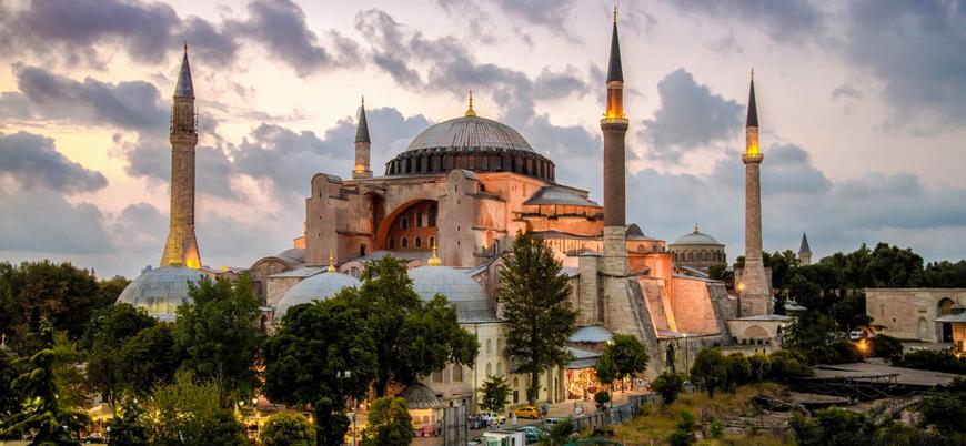 Dünya Ayasofya'nın cami olarak açılmasına ne dedi?