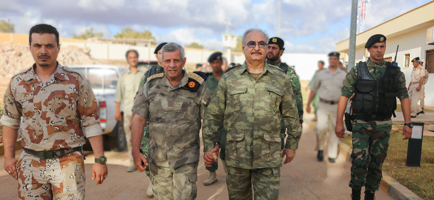 """""""Libya'da Hafter güçleri kasıtlı olarak sivilleri hedef alıyor"""""""