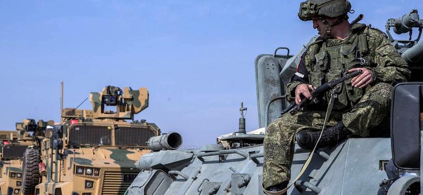 Suriye'de son dönem Türkiye-Rusya ilişkileri