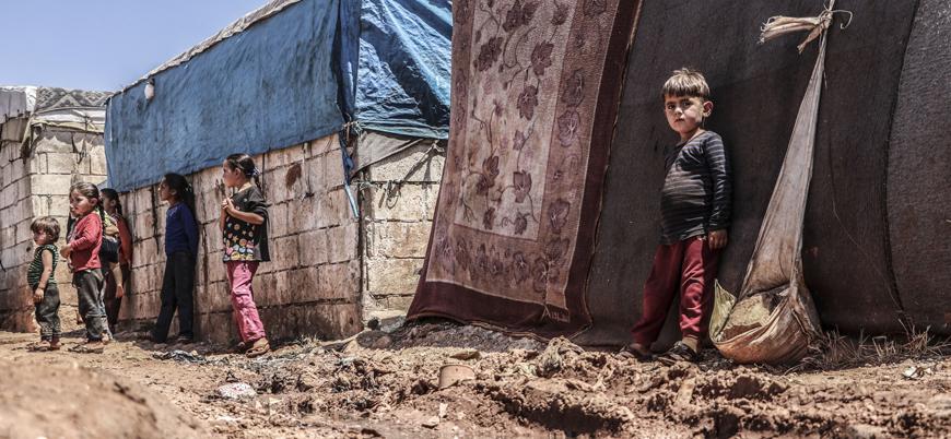 Rusya ve Çin veto etti: Suriye'ye insani yardım durdu